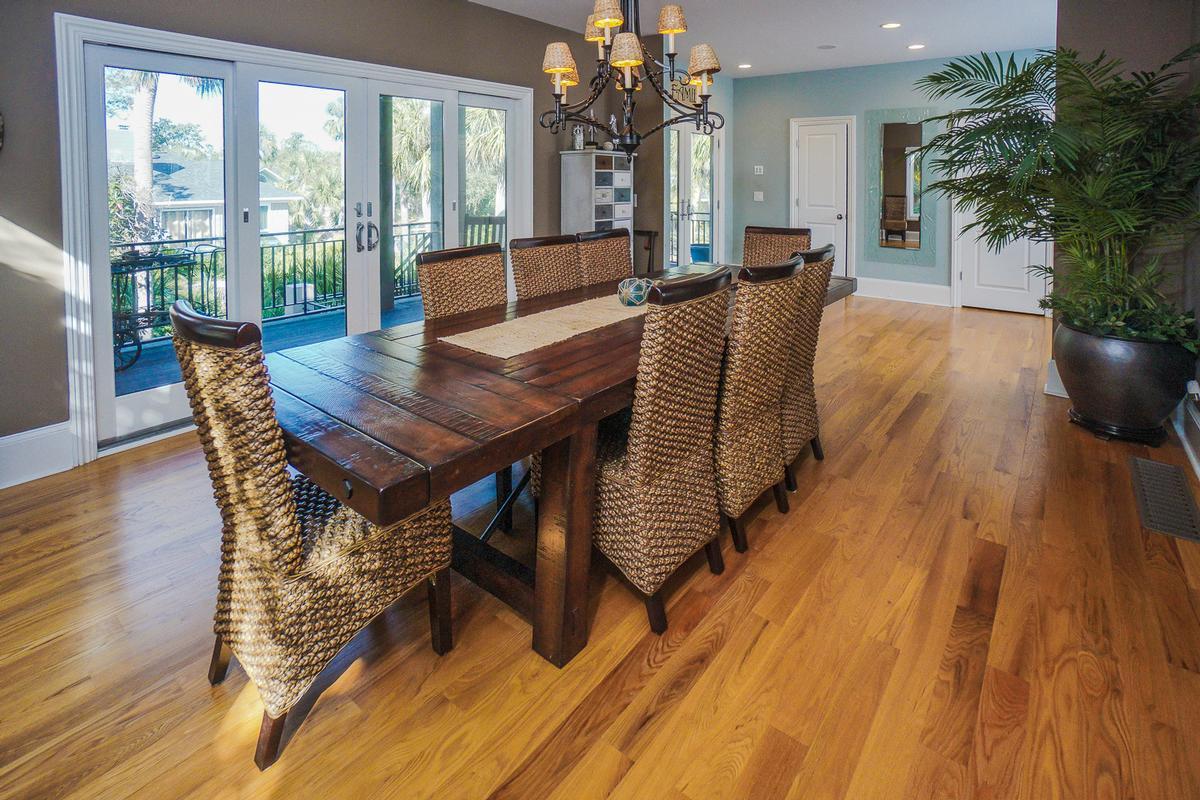 Fripp Island Oceanfront luxury properties
