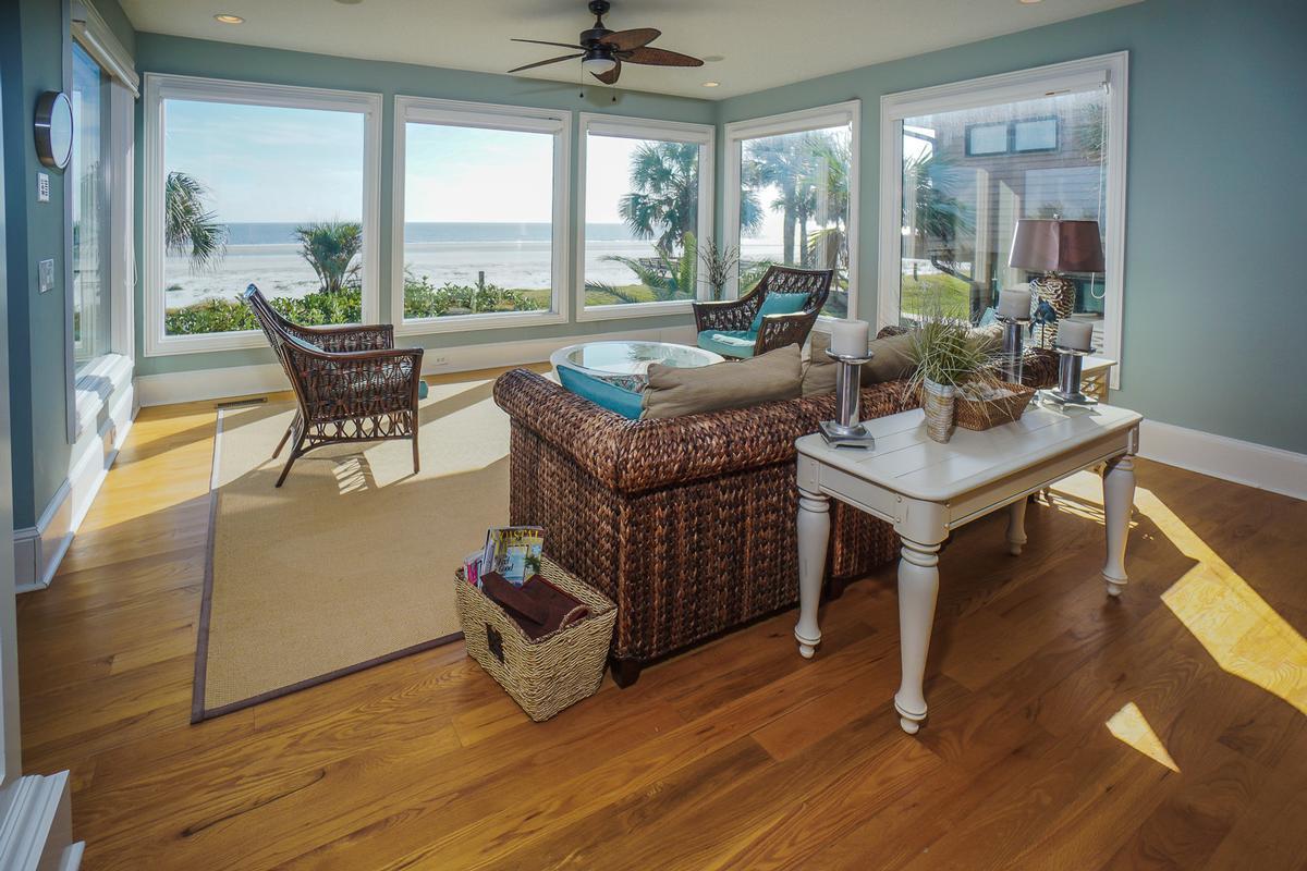 Luxury homes Fripp Island Oceanfront