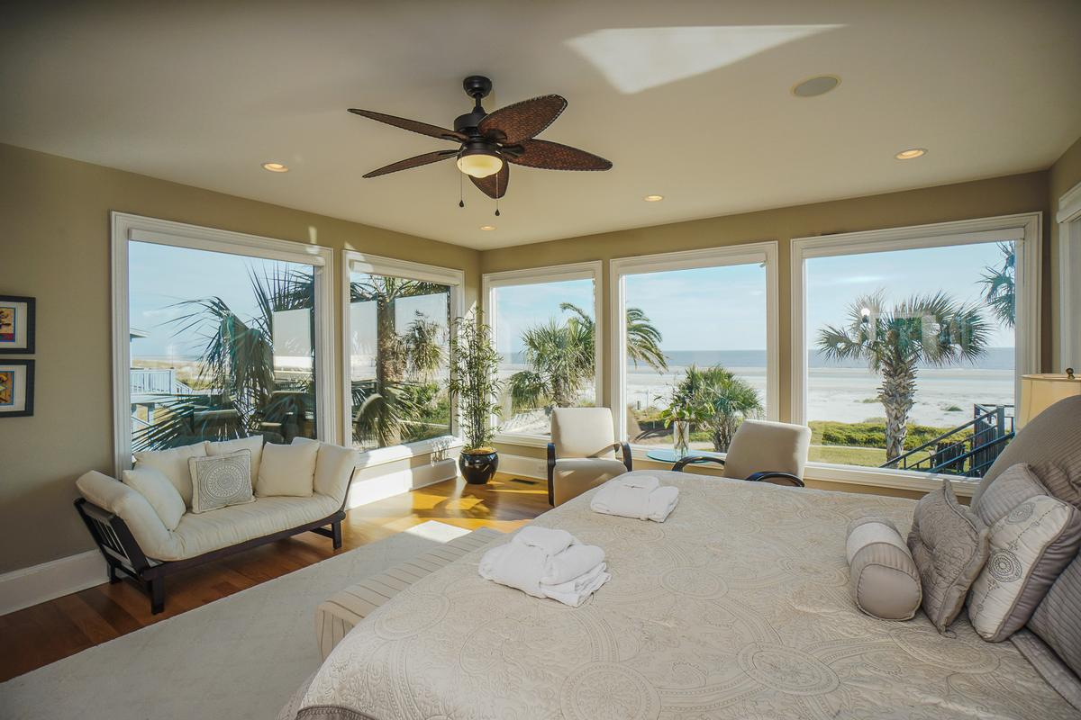 Mansions in Fripp Island Oceanfront