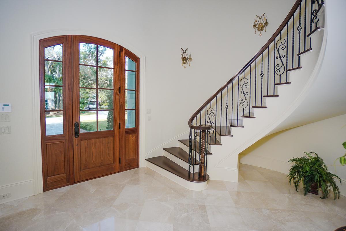 New Custom Home Overlooking Beaufort luxury properties