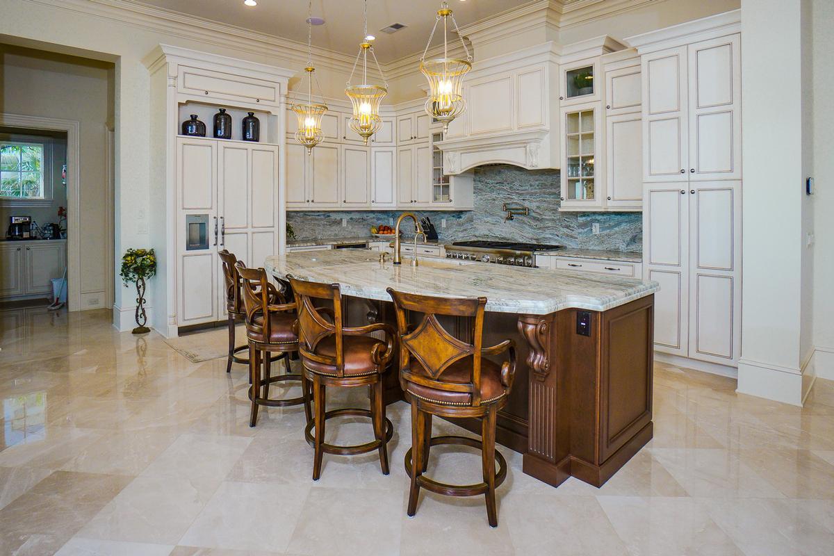 New Custom Home Overlooking Beaufort luxury homes