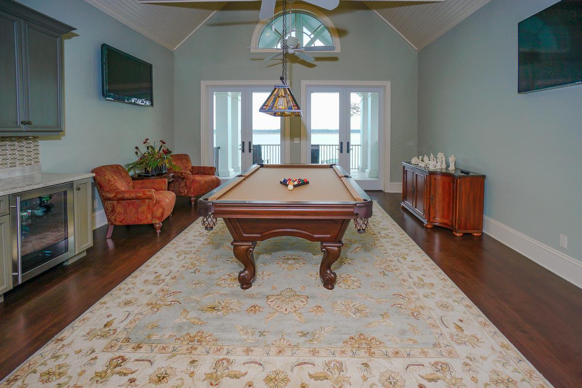 Luxury properties New Custom Home Overlooking Beaufort