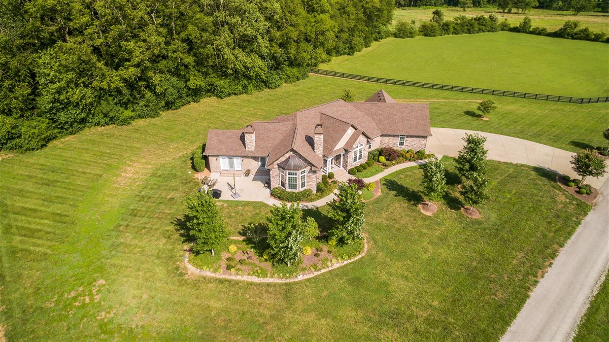 this property has it all plus a gorgeous creek mansions