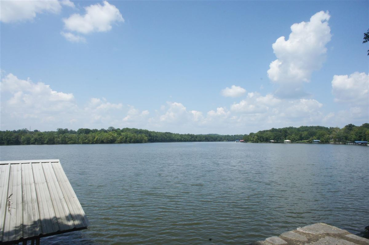 Very rare property offered on Old Hickory Lake luxury real estate