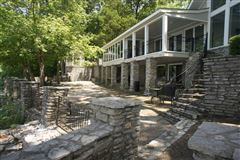 Mansions Very rare property offered on Old Hickory Lake