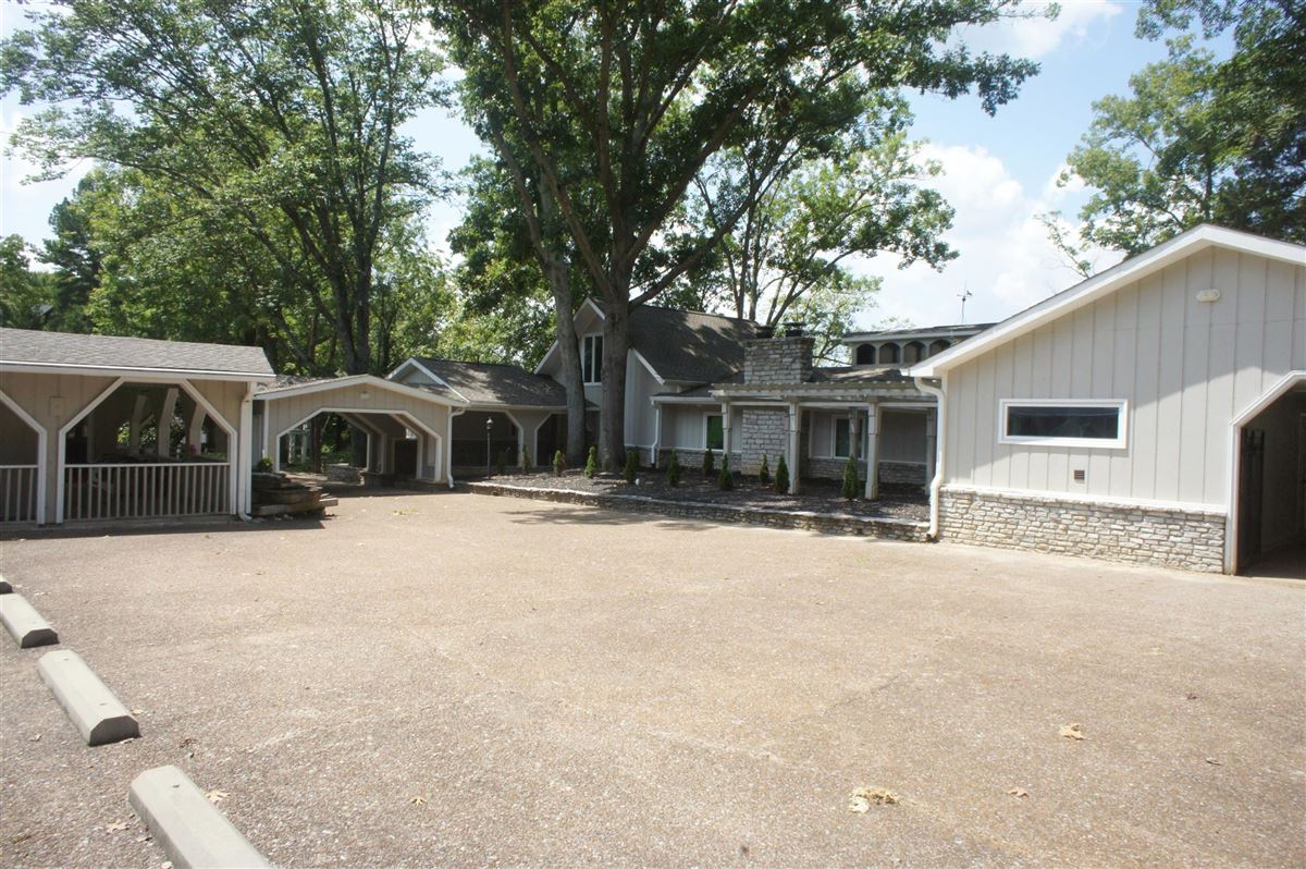 Luxury homes in Very rare property offered on Old Hickory Lake
