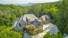 Stunning custom home in lookout mountain mansions