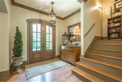 Mansions in Stunning custom home in lookout mountain