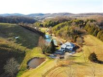 East Tennessee oasis of 308 acres mansions