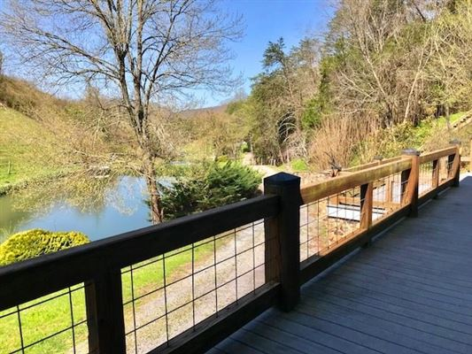 Luxury real estate East Tennessee oasis of 308 acres