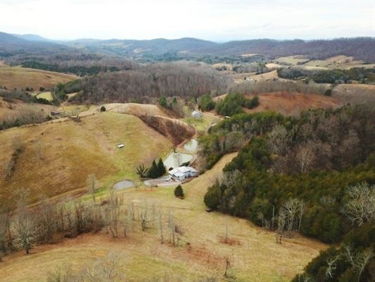 East Tennessee oasis of 308 acres luxury real estate