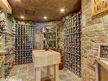 elegant custom home in hot springs mansions