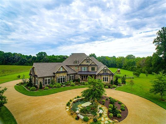 Mansions gorgeous Cookeville home