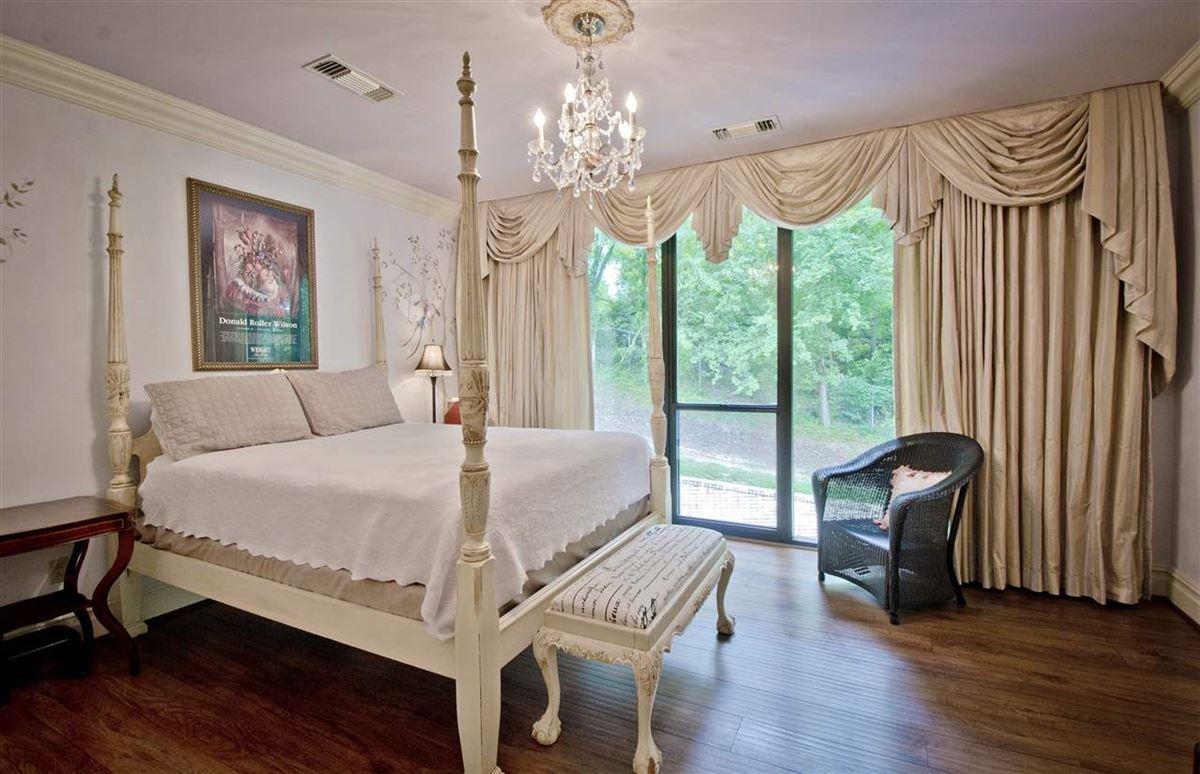 Luxurious lake estate mansions