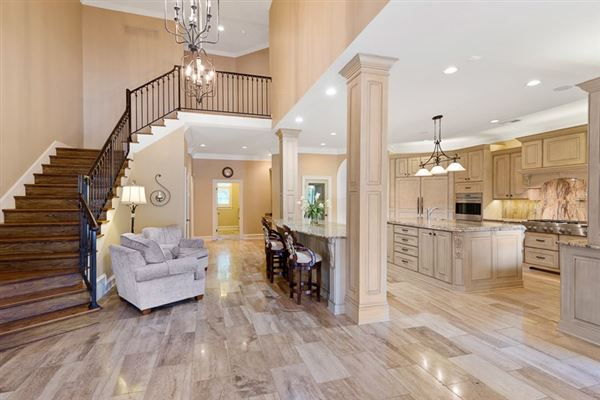 an impressive home in germantown luxury properties