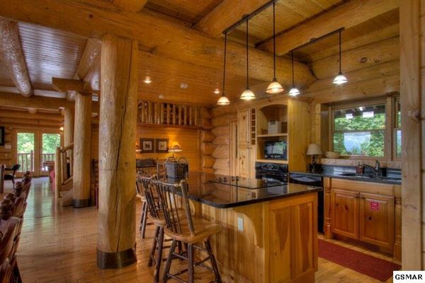 Luxury homes Gorgeous mountain views in gatlinburg