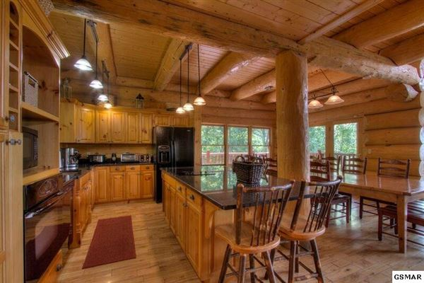 Luxury real estate Gorgeous mountain views in gatlinburg