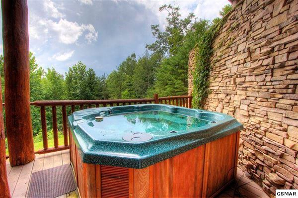 Gorgeous mountain views in gatlinburg luxury homes