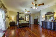 Luxury properties Custom built Mediterranean style home in scenic setting