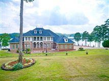 Luxury homes in Custom-built home offers Panoramic Lake views