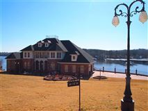 Mansions in Custom-built home offers Panoramic Lake views