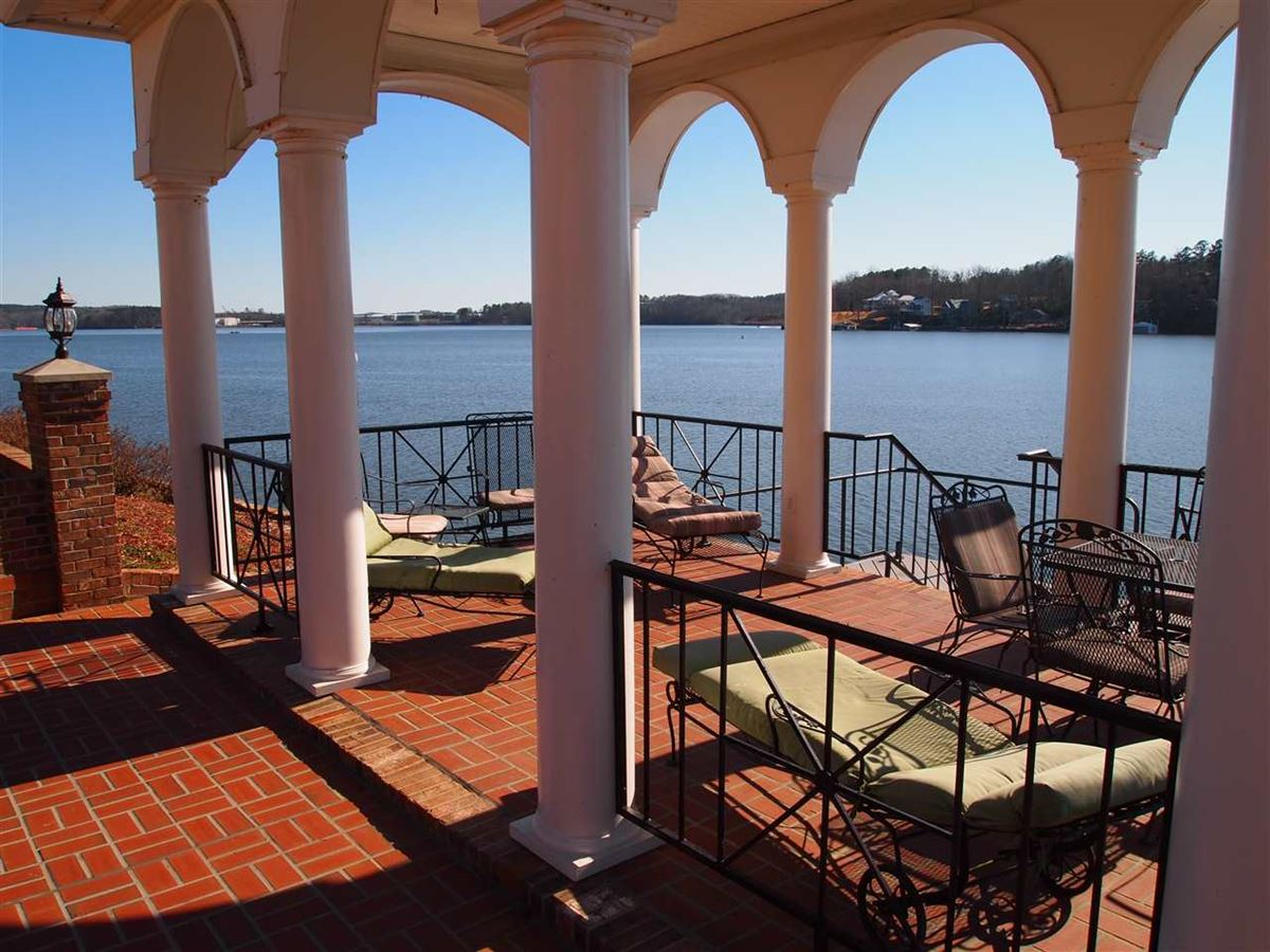 Custom-built home offers Panoramic Lake views  luxury real estate