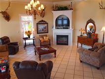 Mansions Custom-built home offers Panoramic Lake views