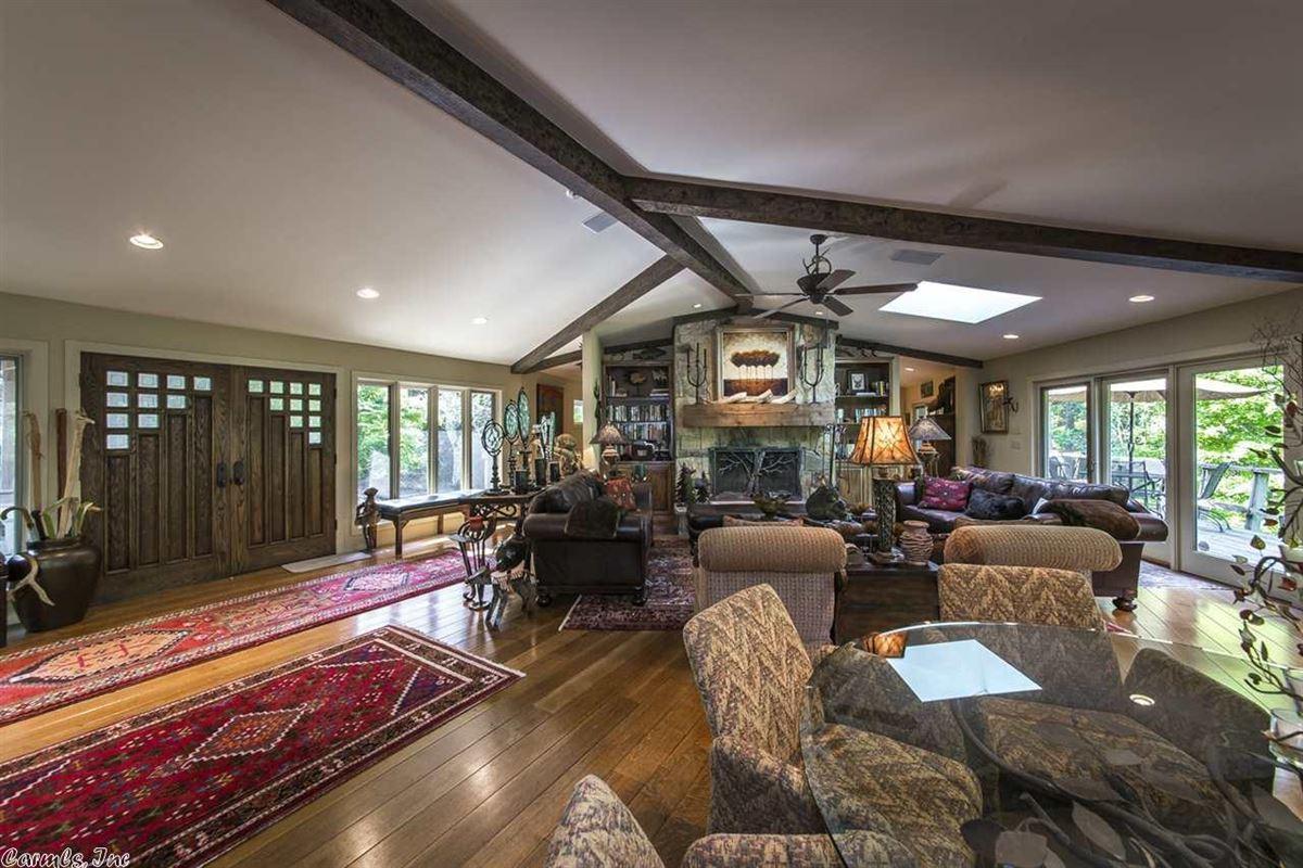 Luxury homes beautiful Fay Jones Design home