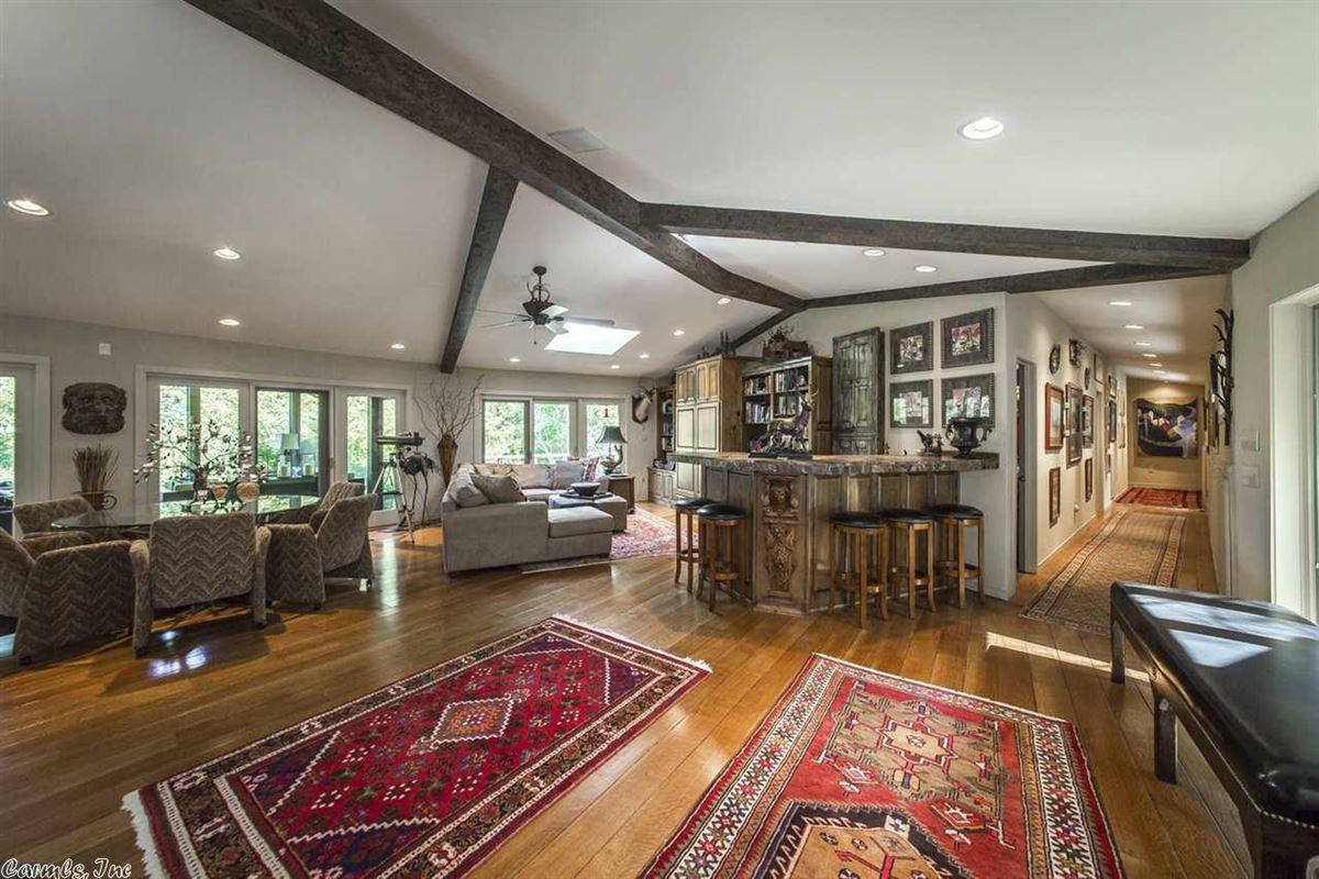 Luxury real estate beautiful Fay Jones Design home