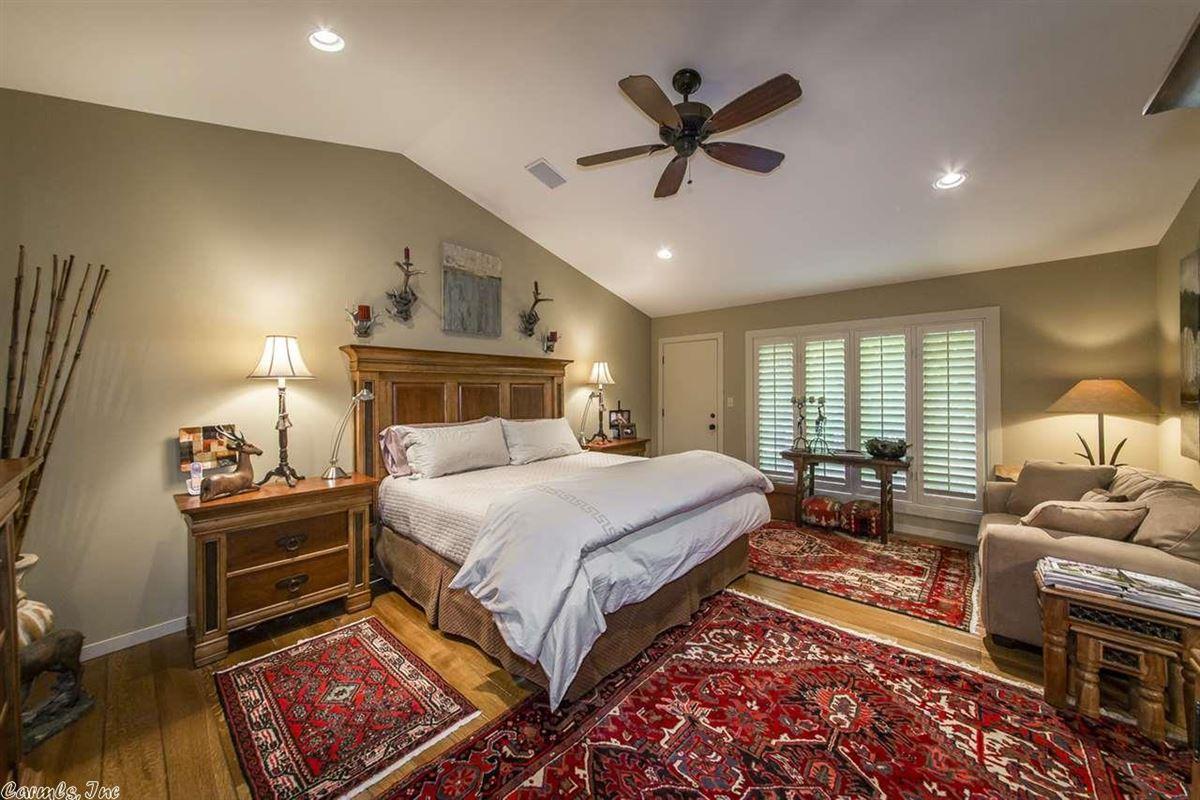 Luxury properties beautiful Fay Jones Design home