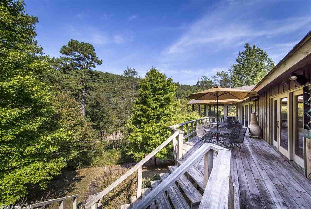 beautiful Fay Jones Design home  luxury homes