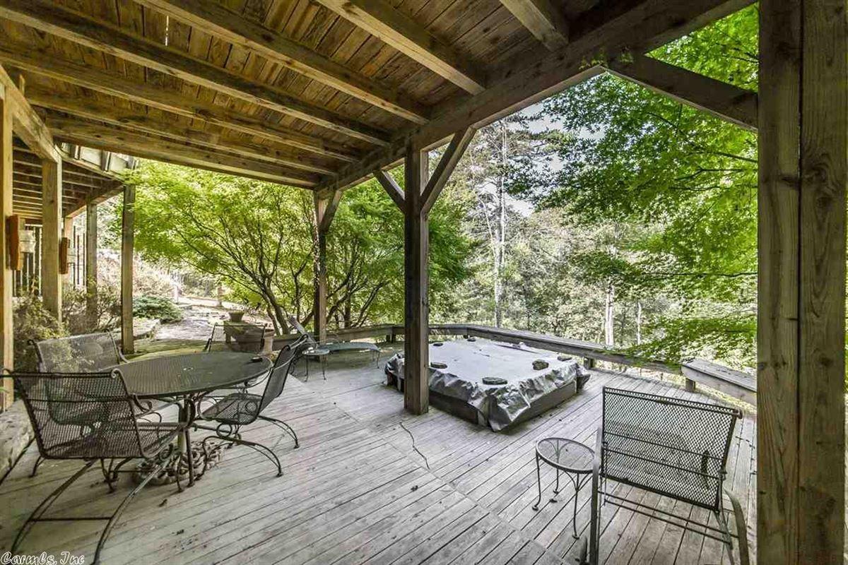 beautiful Fay Jones Design home  luxury properties