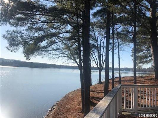 Mansions Rare find on Lake Hamilton