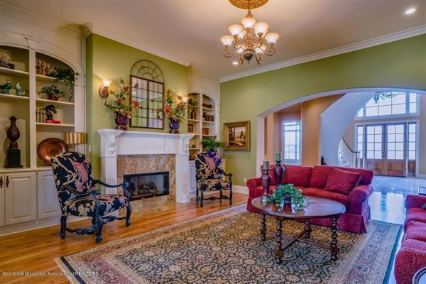 Gorgeous Family Home in Spring Place Estates luxury real estate