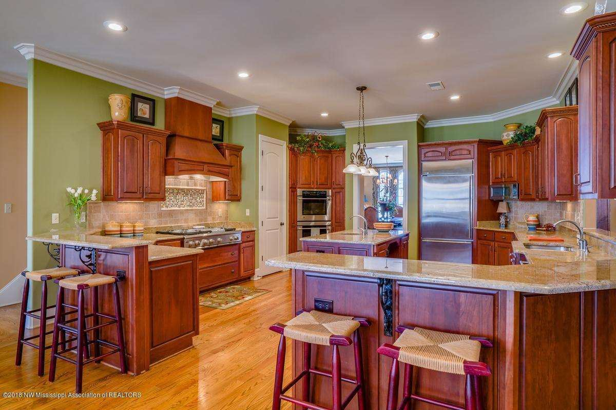 a gorgeous home in Spring Place Estates luxury properties