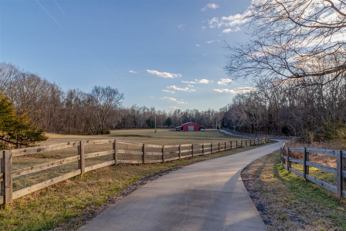 Luxury homes Beautiful custom home on 20-plus secluded acres