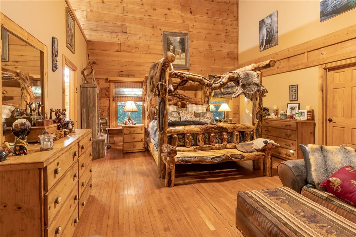 Beautiful custom home on 20-plus secluded acres luxury real estate