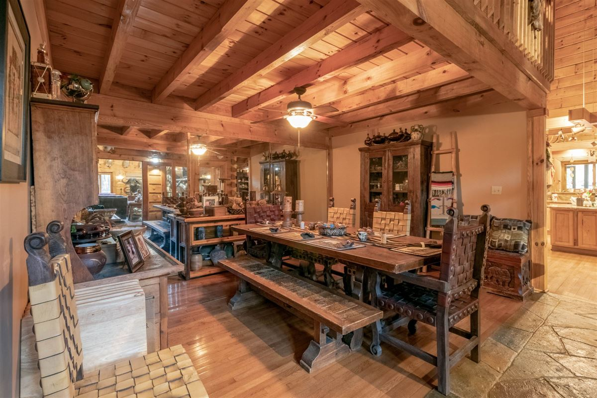 Luxury homes in Beautiful custom home on 20-plus secluded acres