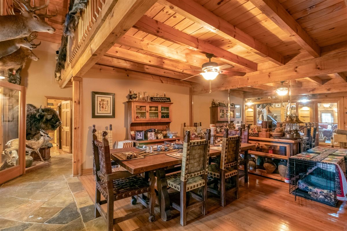 Mansions in Beautiful custom home on 20-plus secluded acres