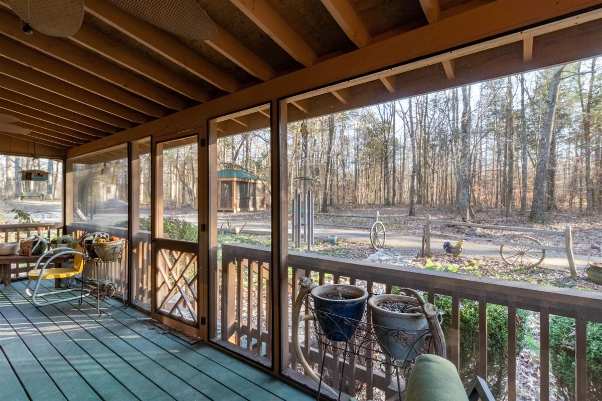 Mansions Beautiful custom home on 20-plus secluded acres