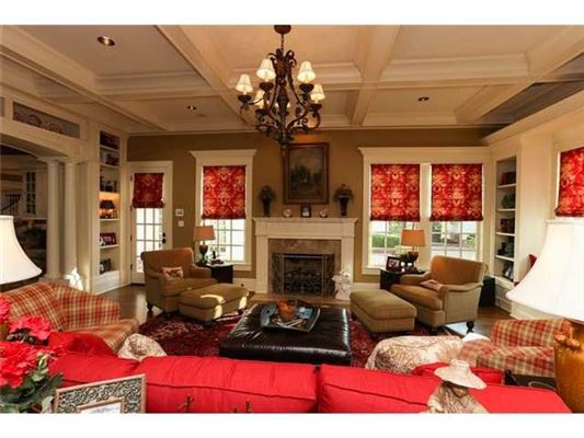 very warm and welcoming home  luxury properties