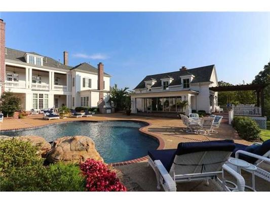 Luxury real estate very warm and welcoming home