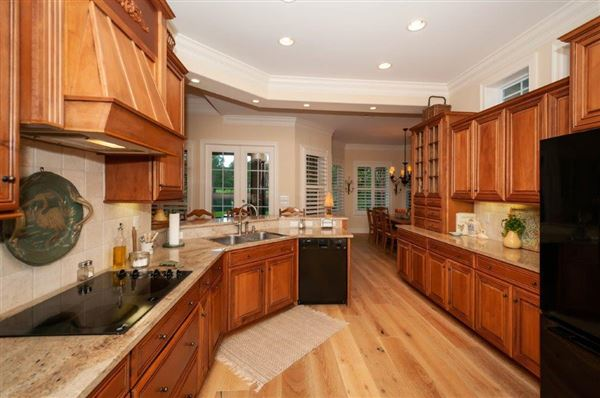 Luxury real estate superb home has amazing lake and golf course views