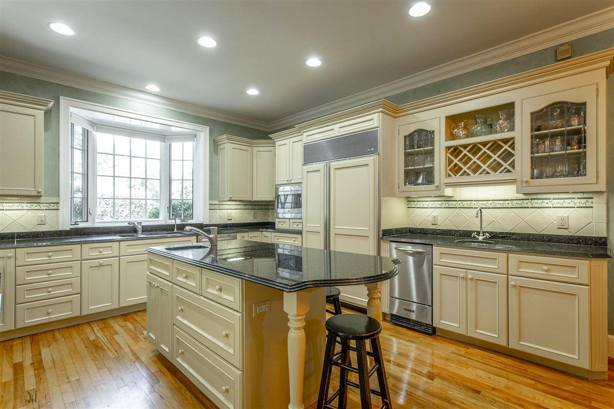 Luxury homes in stately landmark home