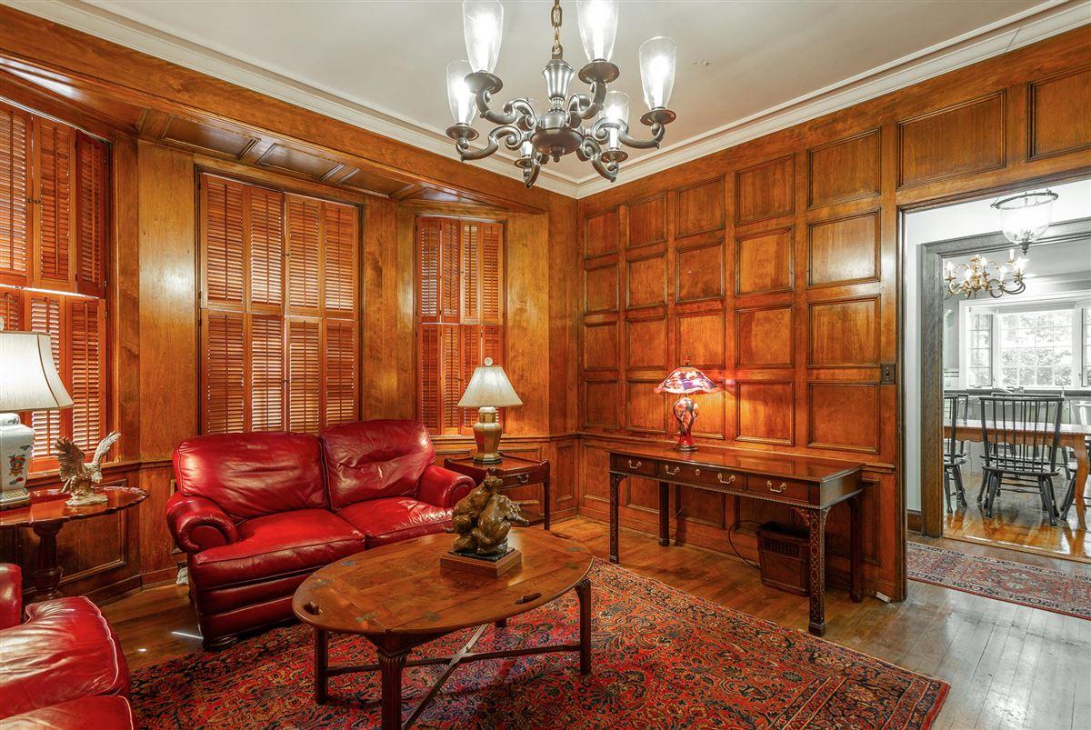 Luxury real estate stately landmark home
