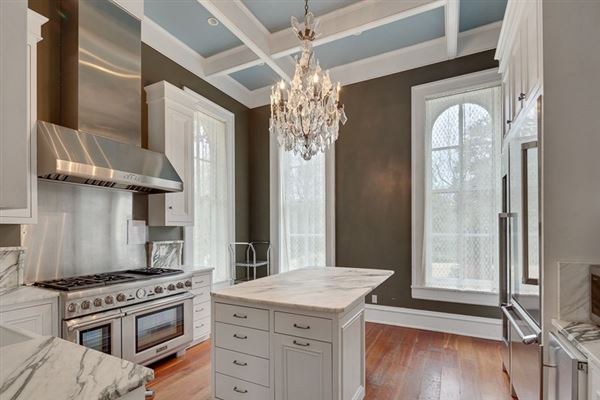 Luxury real estate Magnificently restored Annesdale Mansion