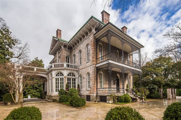 Luxury properties Magnificently restored Annesdale Mansion