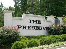 Flat waterfront lot in the preserve luxury homes