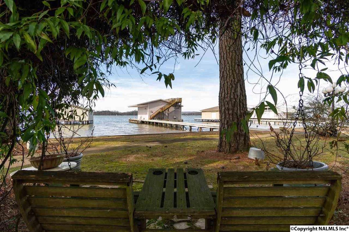 Luxury homes in Custom built waterfront Home