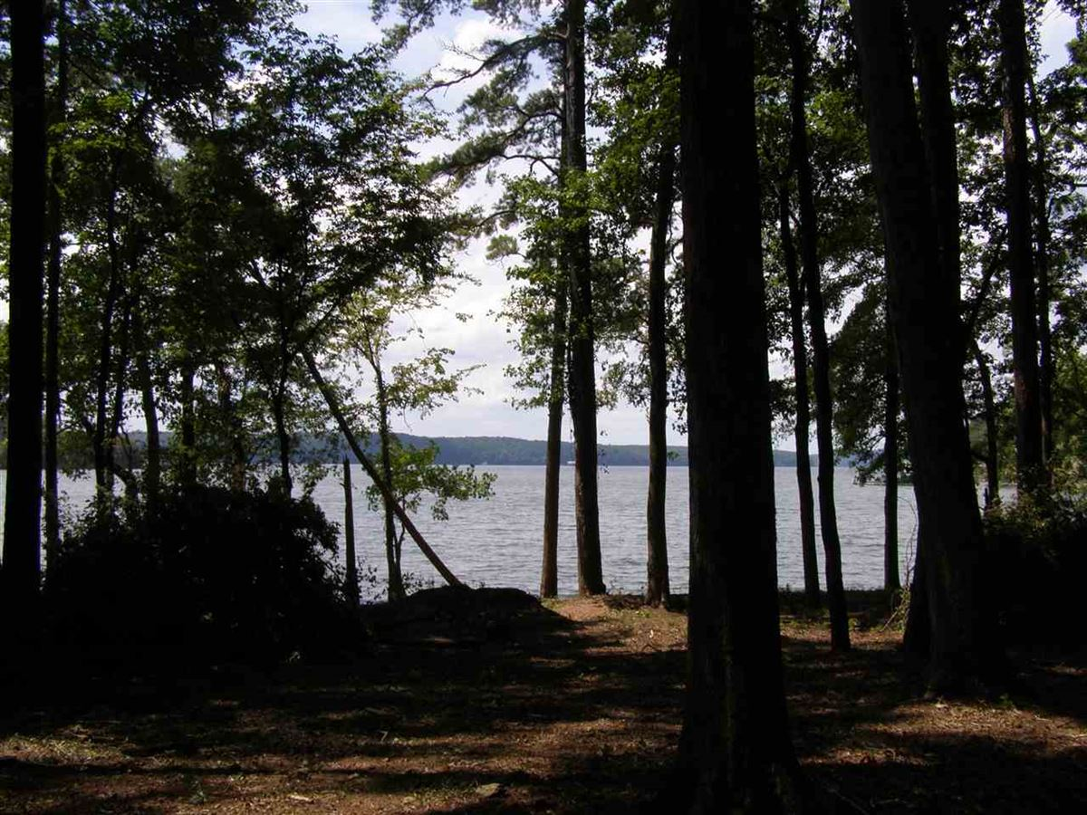 Luxury homes one of the best flat lake lots on Pickwick Lake